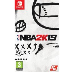 NBA 2K19 NSwitch