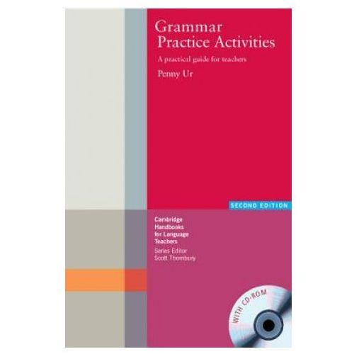 Książki do nauki języka, Grammar Practice Activities Second Edition With CD-ROM Cambridge Handbooks For Language Teachers (opr. miękka)