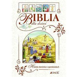Biblia dla dzieci Historia zbawienia w opowiadaniach (opr. twarda)