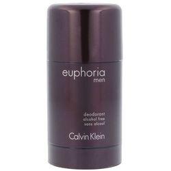 Calvin Klein Euphoria Men dezodorant 75 ml dla mężczyzn