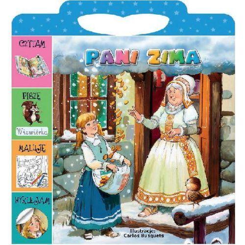 Książki dla dzieci, Nie tylko czytam Pani Zima - inny (opr. broszurowa)