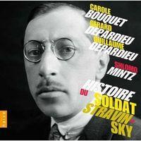 Pozostała muzyka rozrywkowa, STRAVINSKY HISTOIRE DU SOLDAT - Shlomo Mintz (Płyta CD)