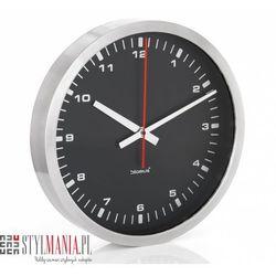 Zegar ścienny Era Blomus czarny 40cm (B63214)