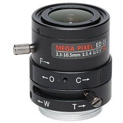 OBIEKTYW ZOOM IR MEGA-PIXEL 50CS25-3310/M 3.3... 10.5 mm LENEX