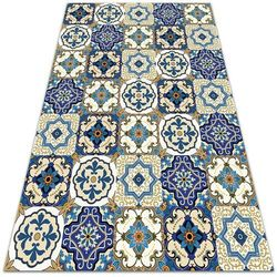 Modny winylowy dywan Modny winylowy dywan Portugalskie kafle