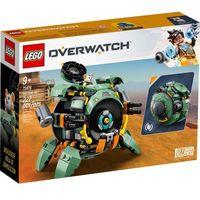Klocki dla dzieci, 75976 BURZYCIEL (Wrecking Ball)- KLOCKI LEGO OVERWATCH