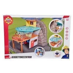 Strazak Sam Stacja ratownictwa górskiego - Simba Toys. DARMOWA DOSTAWA DO KIOSKU RUCHU OD 24,99ZŁ