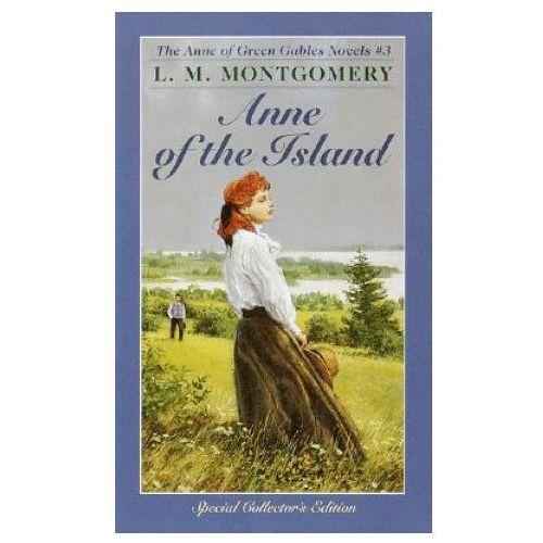 Książki do nauki języka, Anne of the Island (opr. miękka)