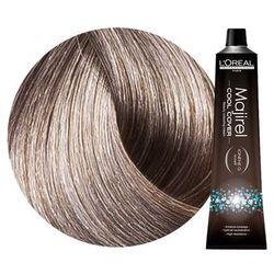 Loreal Majirel Cool Cover | Trwała farba do włosów o chłodnych odcieniach - kolor 8.1 jasny blond popielaty 50ml