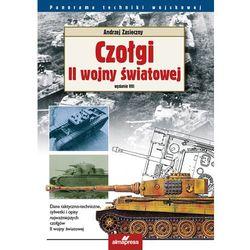 Czołgi II wojny światowej - Wysyłka od 3,99 - porównuj ceny z wysyłką (opr. twarda)