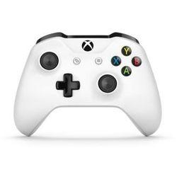 Kontroler bezprzewodowy MICROSOFT TF5-00004 Biały do Xbox One