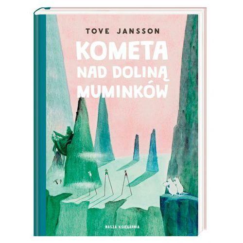 Książki dla dzieci, Kometa nad Doliną Muminków (opr. twarda)