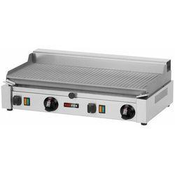 Płyta grillowa elektryczna | ryflowana | 580x310mm | 3000W | 580x310x(H)200mm