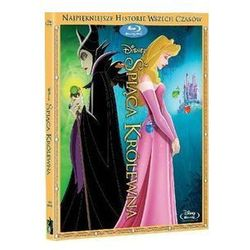 Najpiękniejsze historie wszech czasów. Śpiąca królewna [Blu-ray]