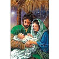 Muzyka religijna, Puzzle ze Świętą Rodziną