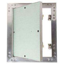 Klapa rewizyjna aluminiowa Awenta KRAL12 - 400x400mm