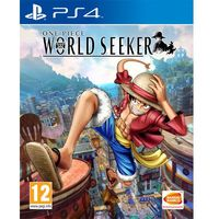 Gry na PlayStation 4, One Piece World Seeker (PS4)