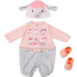 Baby Annabell Zestaw ubrań na czas wolny dla lalki