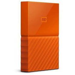 Dysk WD My Passport 1TB USB 3.0 orange