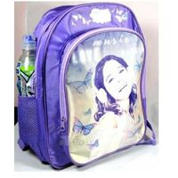 Tornistry i plecaki szkolne, Plecak Szkolny Wycieczkowy Violetta Paso dwukomorowy