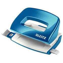 Dziurkacz mały Leitz WOW New NeXXt 5060 metaliczny niebieski