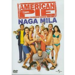 American Pie. Naga mila (DVD) - Erik Lindsay OD 24,99zł DARMOWA DOSTAWA KIOSK RUCHU