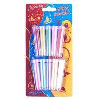 Pozostałe artykuły plastyczne, Brokat sypki STARPAK pastel 10 kolorów (4 g)