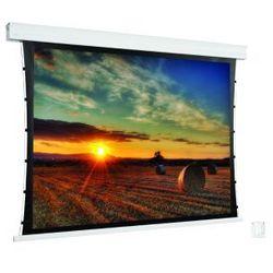 Ekran ścienny elektrycznie rozwijany z napinaczami Avers Cumulus X Tension,180x113cm,16:10,Matt White