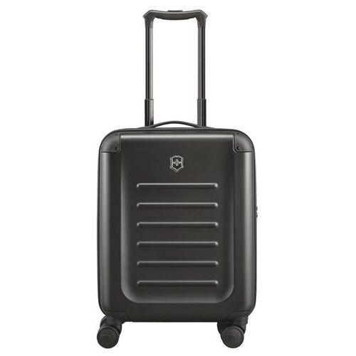 Torby i walizki, Victorinox Spectra™ 2.0 mała walizka kabinowa 20/55 cm - czarny ZAPISZ SIĘ DO NASZEGO NEWSLETTERA, A OTRZYMASZ VOUCHER Z 15% ZNIŻKĄ