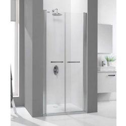 SANPLAST drzwi wahadłowe Prestige 100 DD/PRIII-100 600-073-0940-38-401