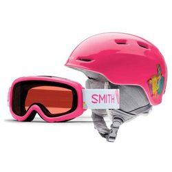 kask SMITH - Zoom Jr/Gambler Pink Popsicles (XIZ) rozmiar: 53/58