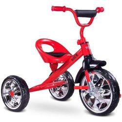 Rowerek trójkołowy TOYZ York Czerwony + DARMOWY TRANSPORT!