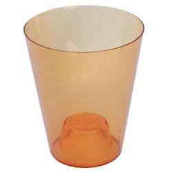 Osłonka do storczyka 12.7 cm plastikowa harbaciana VULCANO FORM-PLASTIC