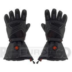 GLOVII Ogrzewane rękawice motocyklowe L (czarny)