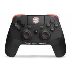 Kontroler bezprzewodowy SNAKEBYTE Wireless Pro Controller FC Bayern München do PS4