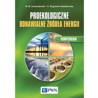 Leksykony techniczne, Proekologiczne odnawialne źródła energii. Kompendium - Witold M. Lewandowski (opr. miękka)