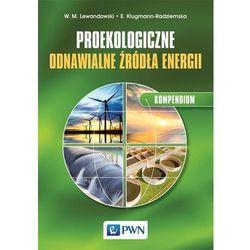 Proekologiczne odnawialne źródła energii. Kompendium - Witold M. Lewandowski (opr. miękka)