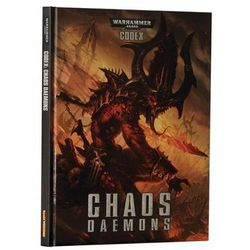 Codex: Chaos Daemons (english) (97-02-60) GamesWorkshop 60030115003