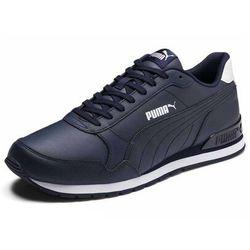 Puma Sneakersy St Runner V2 Full L 365277 05 Granatowy