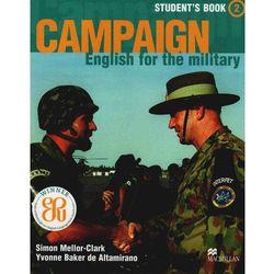 Campaign 2 Student's Book (opr. miękka)
