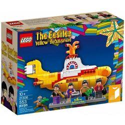 Ideas The Beatles Żółta łódź podwodna