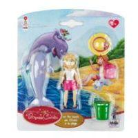 Figurki i postacie, Theo Klein Księżniczka Coralie na plaży 5110