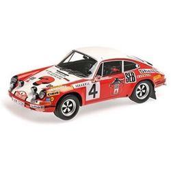 Porsche 911 S #4 Larrousse/Perramond 2nd Place Rallye Monte Carlo 1972 + RATY 0%.
