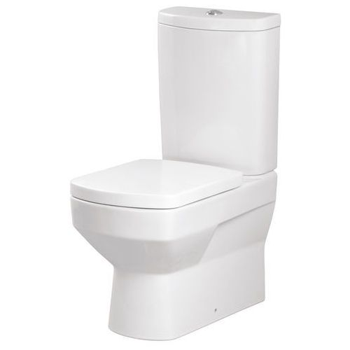 Spłuczki i zbiorniki WC, CERSANIT PURE Zbiornik do kompaktu K101-012