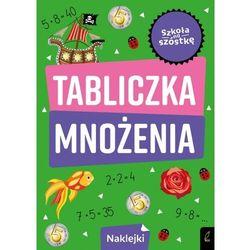 Szkoła na szóstkę. Tabliczka mnożenia - Krzemiński Piotr - książka (opr. miękka)