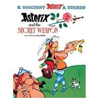 Książki do nauki języka, Asterix & the Secret Weapon (b.#29) (opr. miękka)