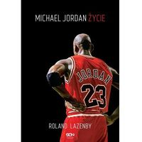 Książki horrory i thrillery, Michael Jordan. Życie (opr. twarda)