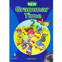 Książki do nauki języka, New Grammar Time 2 (+ CD) (opr. miękka)