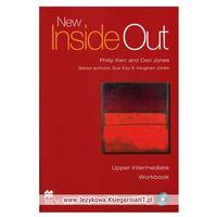 Książki do nauki języka, New inside out upper intermediate Workbook with Audio Cd (opr. miękka)