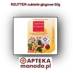 Cukierki głogowe, cukierki 50g (REUTTER)